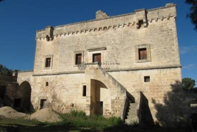 GORGEOUS MASSERIA WITH SEA VIEW IN FASANO, APULIA