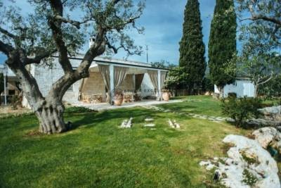 VILLA MADE OF STONE WITH SEA VIEW IN VALLE D'ITRIA FASANO APULIA