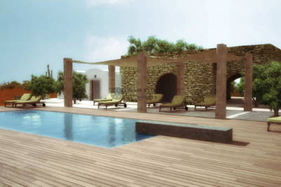 VILLA WITH POOL TO BE REALIZED OSTUNI, APULIA