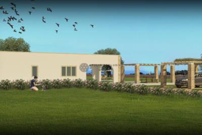 VILLA AVEC PISCINE VUE MER EN COURS DE CONSTRUCTION CAROVIGNO PUGLIA