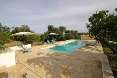 LA CIPPAIA – VILLA WITH POOL – CAROVIGNO