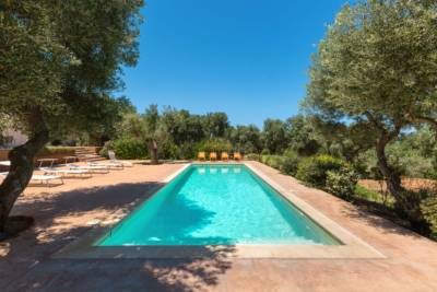 VILLA LISY – LUXURY VILLA WITH POOL – CAROVIGNO