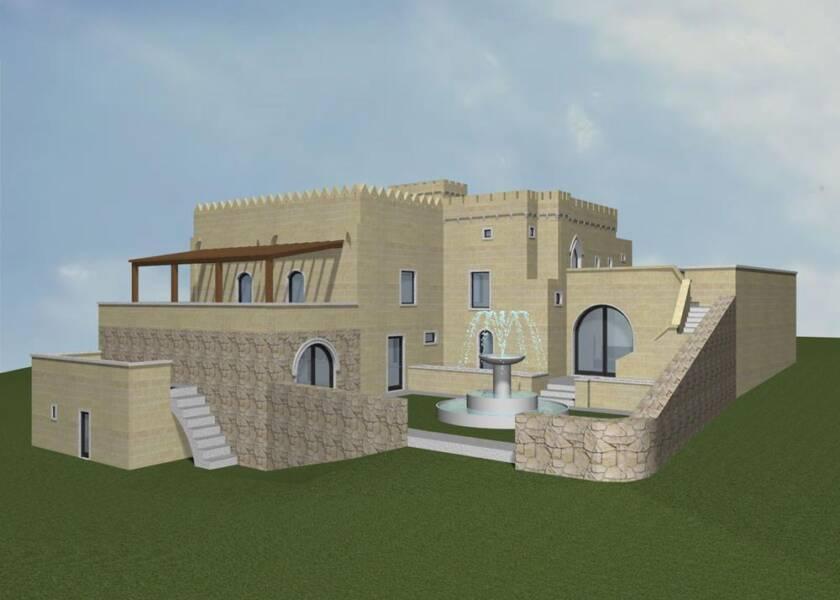 Progetto di ristrutturazione masseria apulia houses for Progetto di ristrutturazione