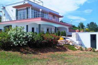 VILLA SEA VIEW WITH POOL IN CAROVIGNO