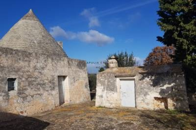 PANORAMIC TRULLO IN OSTUNI