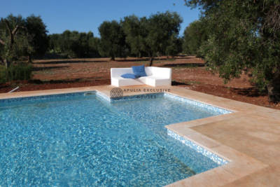 TRULLO SOPHIE – TRULLO WITH POOL IN SAN MICHELE SALENTINO