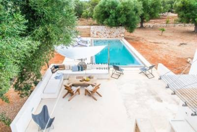 VILLA LILOUDOU | Exclusive holidays in Puglia