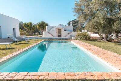 VILLA KAIROS | Stylish Trullo and Lamia with swimming pool in Puglia