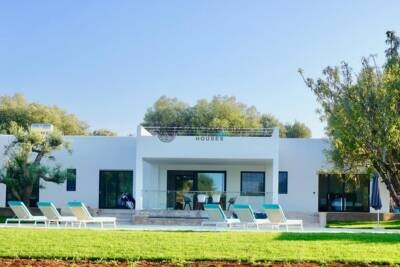 VILLA BOTTE | Luxury home in the Puglia greenery