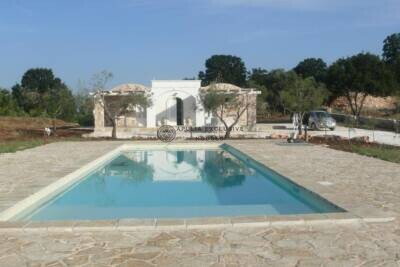 TRULLI AND LAMIA WITH POOL | in Ostuni
