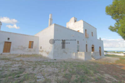 SPECTACURAL AUTHENTIC MASSERIA WITH SEA VIEW | in Monopoli
