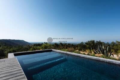 VILLA ALTA VISTA Una meravigliosa cartolina dall'alto della Puglia